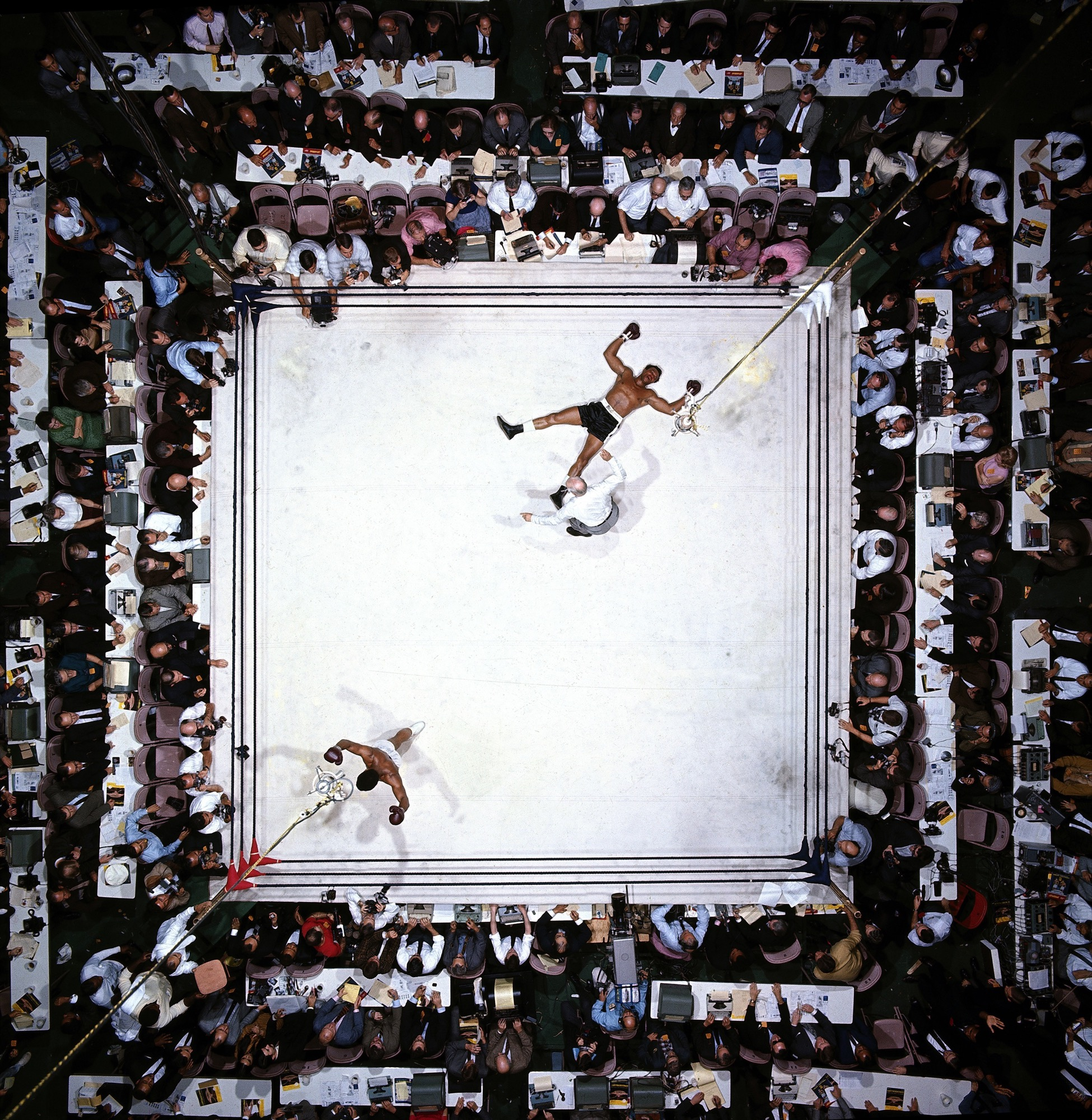 Neil Leifer/Sports Illustrated