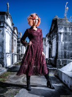 Lafayette Cemetery, New Orleans by Brian Smith. Sony FE 24-70mm f/2.8 GM G Master lens