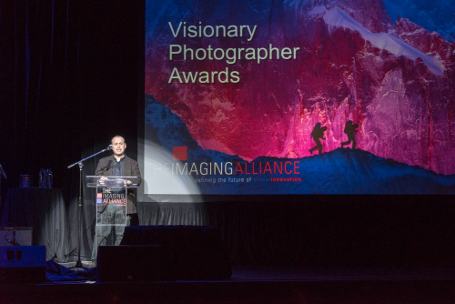 The Imaging Alliance Honors 4 Visionary Creators